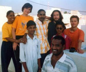 Йога в Индии. Доктор Мадаван и его Йога Центр