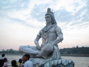 Шива на Ганге