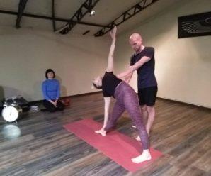 Курс подготовки преподавателей хатха йоги «АЧАРЬЯ» с 7 сентября 2019 г.