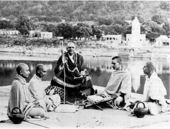 Свами Шивананда в Рамджуле