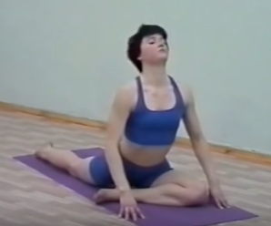 Хатха йога с Ольгой Булановой. Динамический комплекс