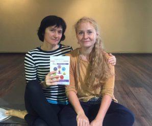 Интервью для книги «Йога с Женским Лицом»