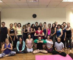 Семинар по хатха йоге в Туле. 30 июня 2019