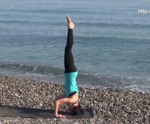 Хатха йога с Ольгой Булановой. Средний уровень практики. Урок 2